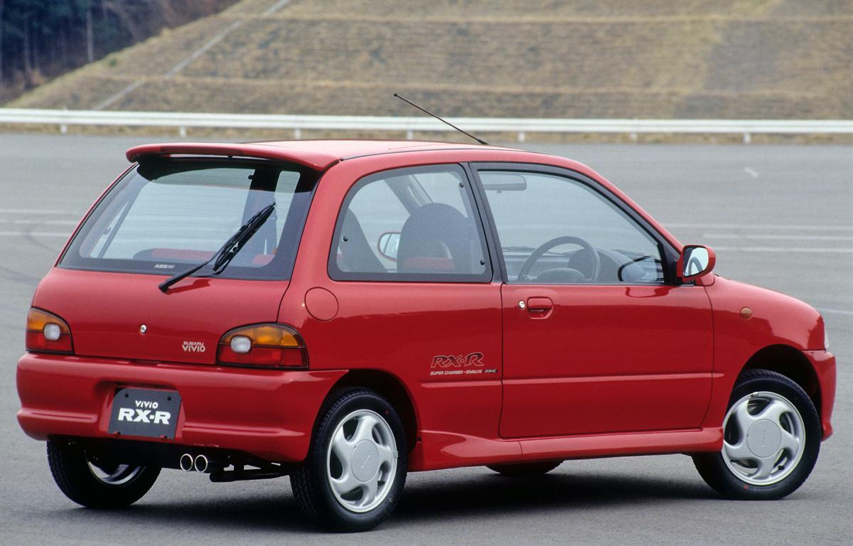 名車揃いだったのになぜ? スバルが軽自動車の自社開発をやめたワケ
