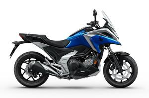 ホンダ新型「NC750X」は旅バイクとしての魅力を全方位でアップ、DCTの完成度にも注目したい【太田安治の2021年モデル乗り味予測】