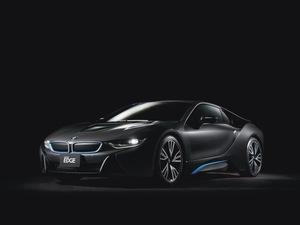 【名車への道】'14 BMW i8