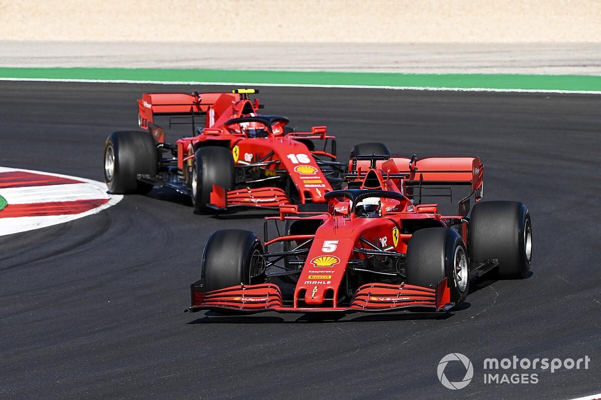"""セバスチャン・ベッテル、フェラーリを""""信頼""""「僕にもルクレールと同じマシンが与えられているはず」"""