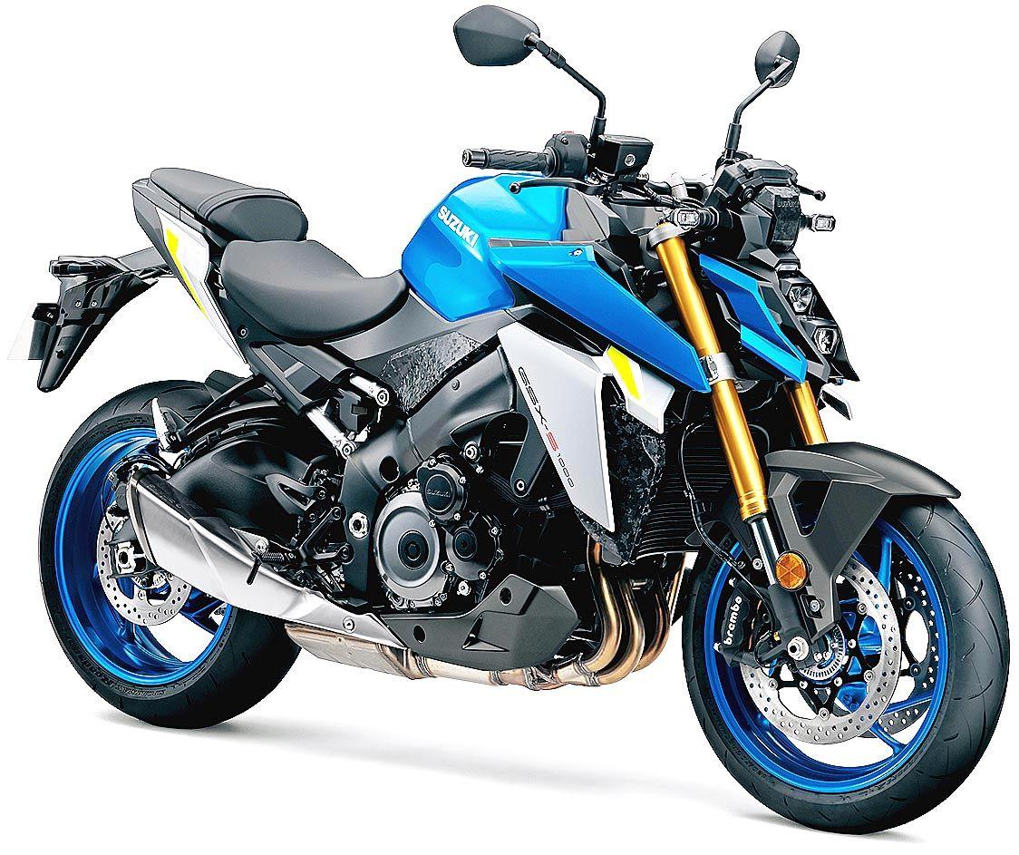 スズキ「GSX-S1000」6年ぶりフルモデルチェンジ エンジン特性調整可能な電制システム採用