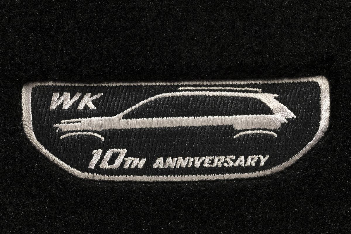 Jeepグランドチェロキーの記念モデル「WK10thアニバーサリーエディション」を1月30日より発売