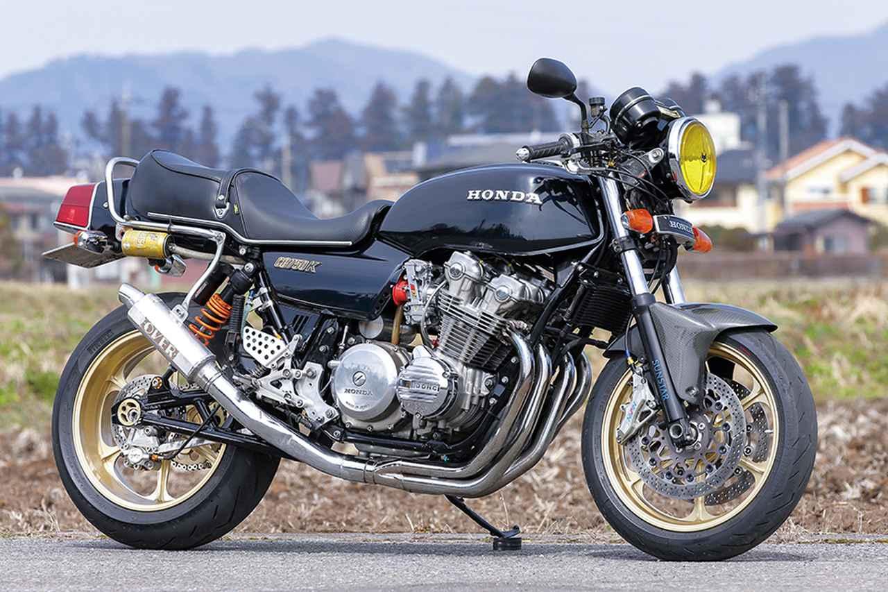 市本ホンダCB750K(ホンダCB750K)ひと足先にツインカムヘッド化したKモデルに手を入れる【Heritage&Legends】