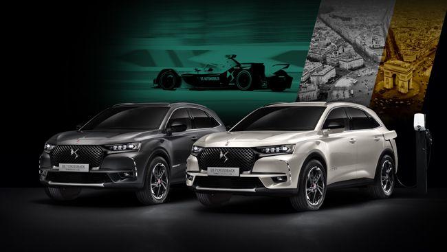 DS7クロスバックに特別仕様車の「パフォーマンスライン」を新設定。通常モデルのグレード体系の変更も実施