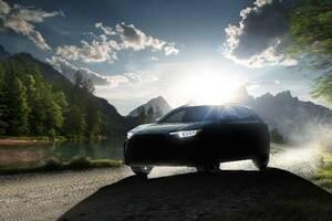スバル SUV型EV「ソルテラ」を発表 トヨタと共同開発で2022年発売へ
