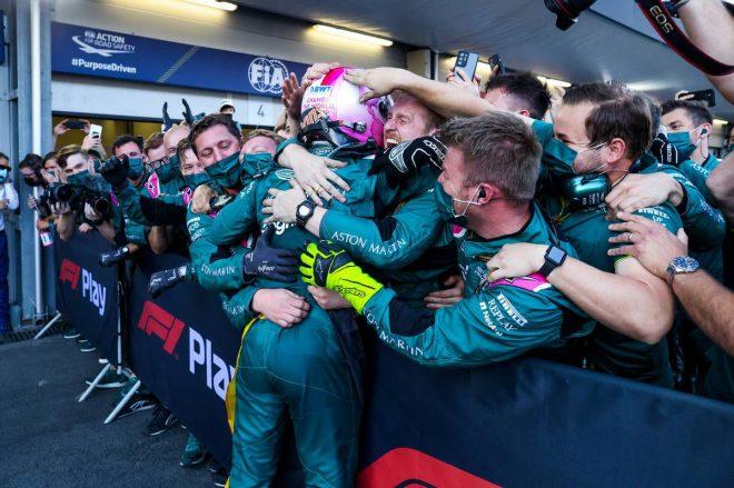 アストンマーティンF1代表、ベッテルの加入でレースに対するチーム全体のアプローチが変わったと明かす