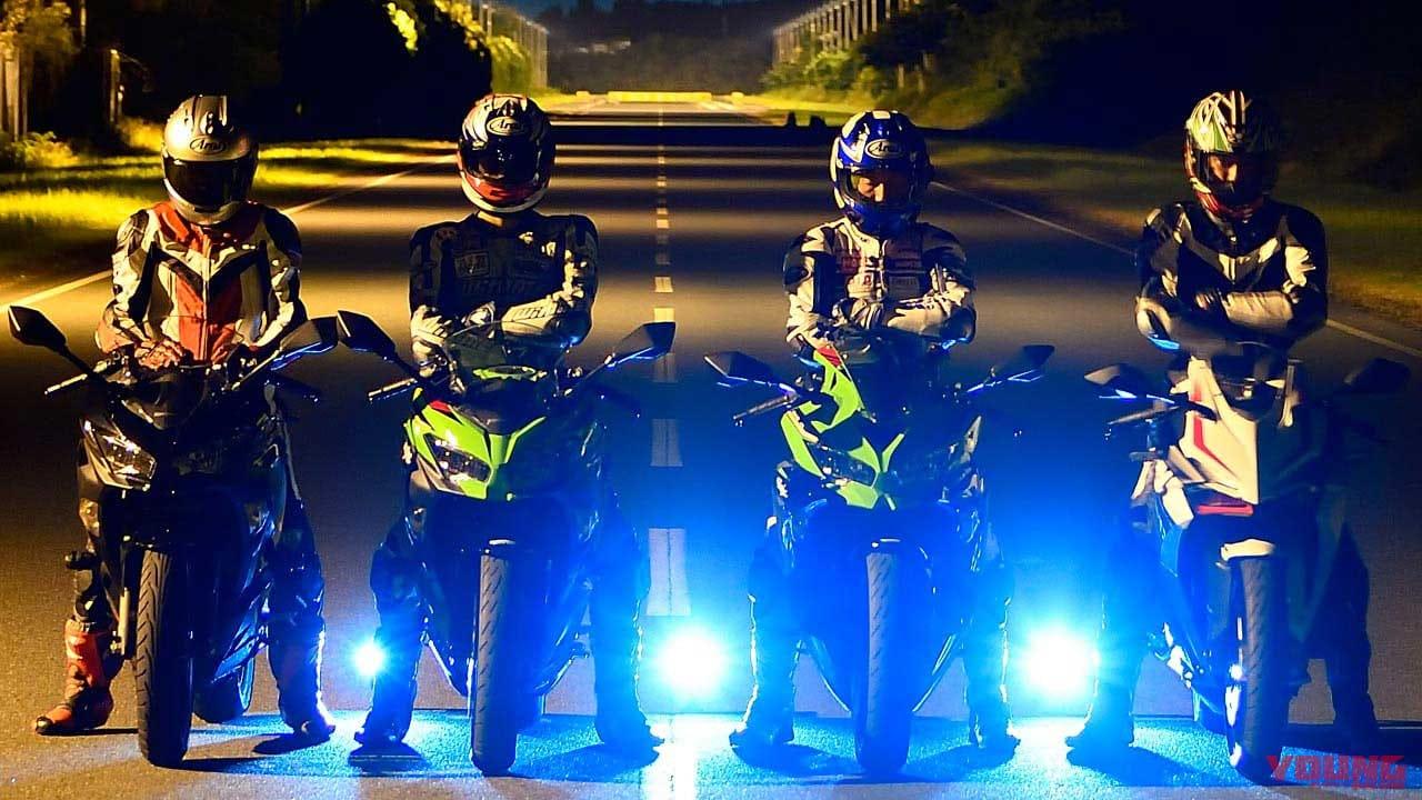 ニンジャZX-25R実測対決・ライバル3番勝負#4〈250ccスポーツ界の勢力図を総括〉
