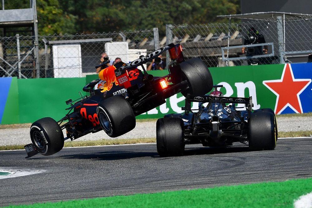 ハミルトン、フェルスタッペンへのペナルティを歓迎「ドライバーの安全のため、重要な前例を作った」