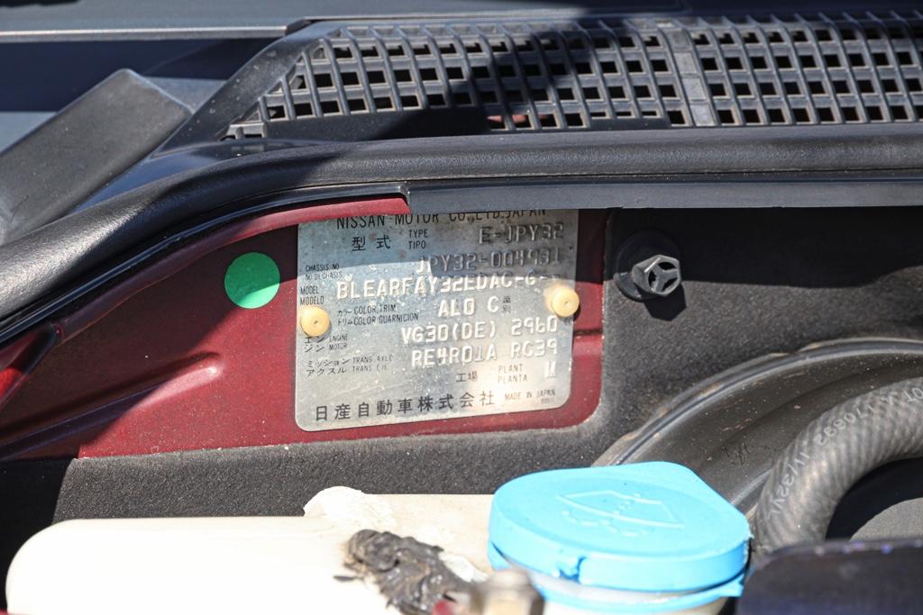 「このレパードJフェリーは魔改造すぎる!」友人とともにDIYで製作したRB26DETT+5速MT換装仕様!!