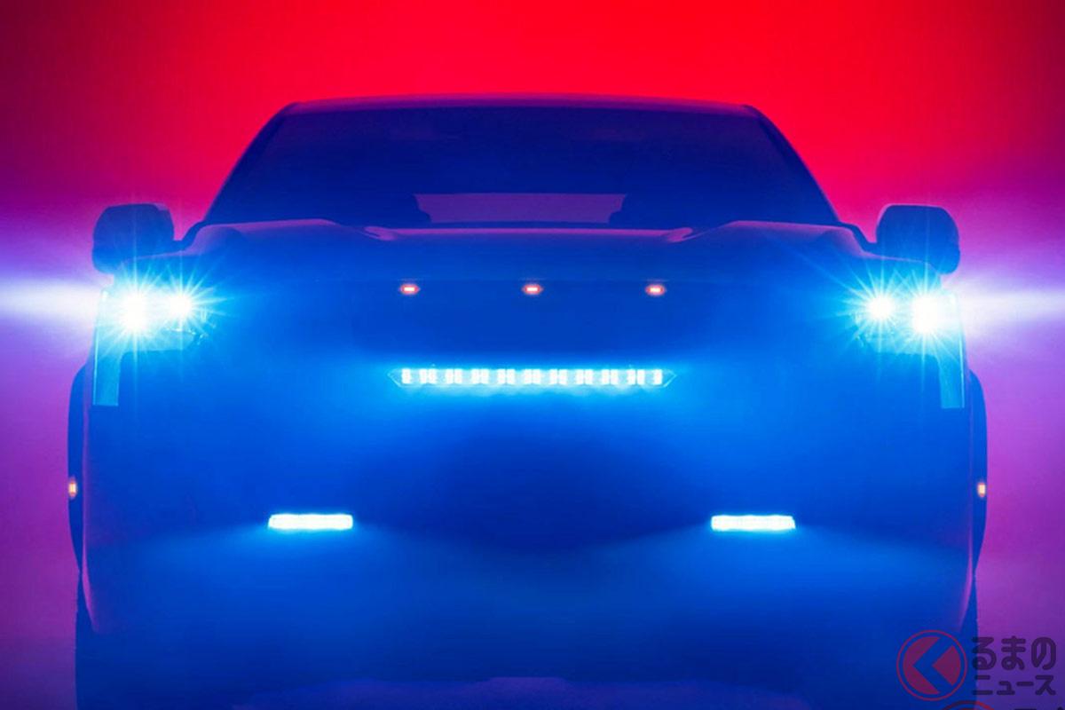 余裕の全長5m超! トヨタ新型「タンドラ」新エンジンを搭載!? 全8回の画像第一弾を米で公開