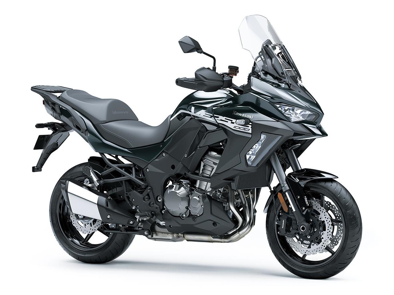 カワサキ「ヴェルシス1000 SE」【1分で読める 2021年に新車で購入可能なバイク紹介】