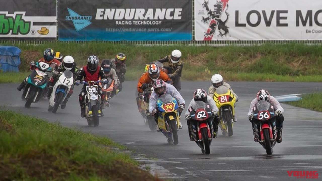 56RACINGがレース活動再開! ミニバイク育成ライダーたちがそれぞれのクラスで優勝&上位入賞