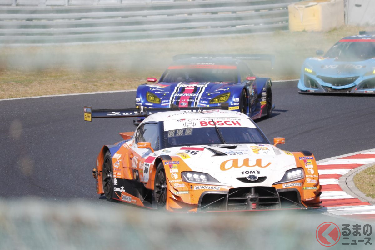 スーパーGTはレースだけじゃない? マシンのガチンコバトル以外の楽しみ方とは