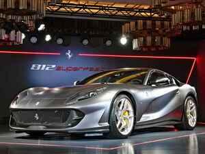 【スーパーカー年代記 100】812スーパーファストはフェラーリ史上最強の800psを誇るFRスーパースポーツ