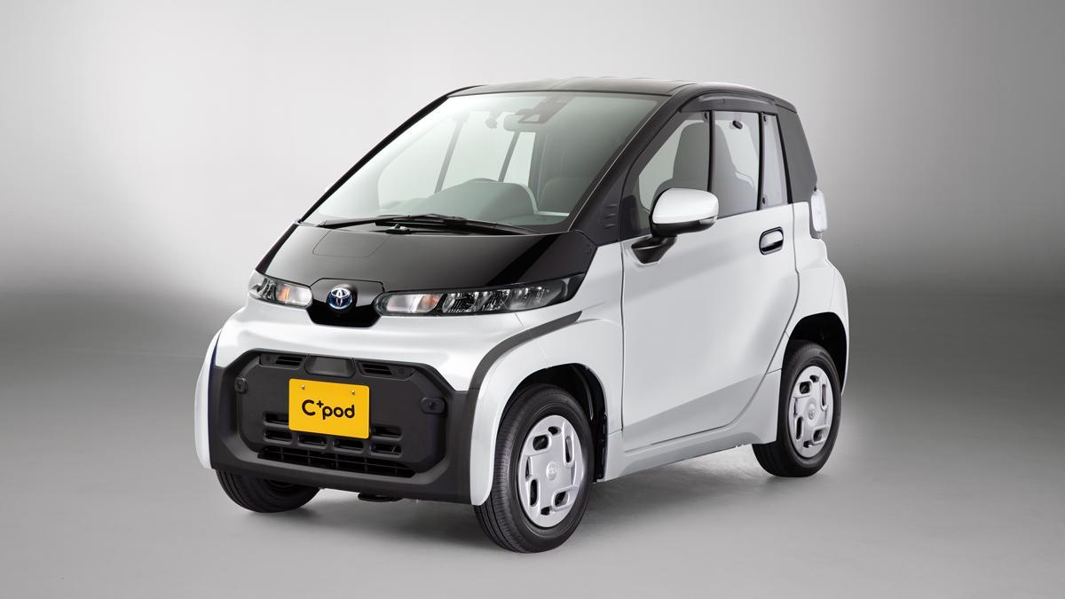 トヨタの超小型EV「シーポッド」が想像以上に使える! 「イロモノ」じゃないその中身とは