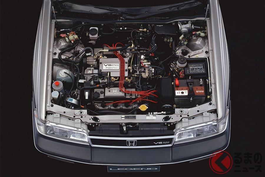 バブルの頃にすごいエンジンが誕生!? 歴史的なV型6気筒エンジン搭載車5選