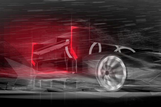 アウディがLMDh車両イメージを初公開。目標は2022年初頭の展開と23年デイトナデビュー