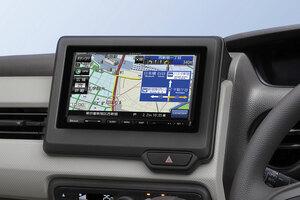 【2021年度版の地図で】パナソニック 7インチのベーシック・カーナビ ストラーダCN-E330D みちびきに24h対応