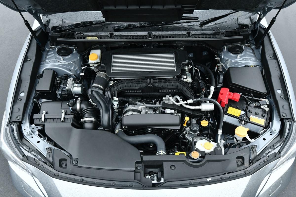 スバル水平対向エンジンは燃費が悪い?いや今度こそ! 新型レヴォーグの「CB18」はリーンバーン採用で熱効率40%を実現