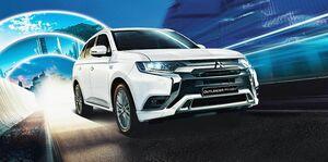 三菱自動車、フィリピンで「アウトランダーPHEV」発売 ASEANで2カ国目