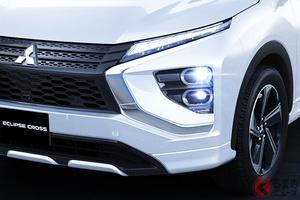 三菱、新型「エクリプスクロスPHEV」を続々海外投入! 日本は新型「アウトランダーPHEV」を2021年内に投入か