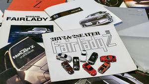新型フェアレディZは歴代モデルのいいとこ取り? 希少なカタログで振り返る「Zの系譜」