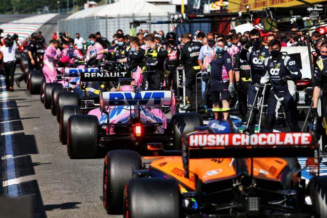F1 Topics:【近年稀に見る2戦連続の赤旗中断であらためて考える規則の形】赤旗中のタイヤ交換によるメリットとデメリット