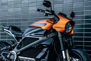 ハーレーダビッドソンの電動バイク「ライブワイヤー」がついに日本でも販売される! 2021年春発売予定
