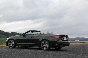 快適な乗り心地を求めるならむしろクーペよりもオススメ!?「BMW 4シリーズカブリオレ」【河口まなぶ動画試乗インプレッション】