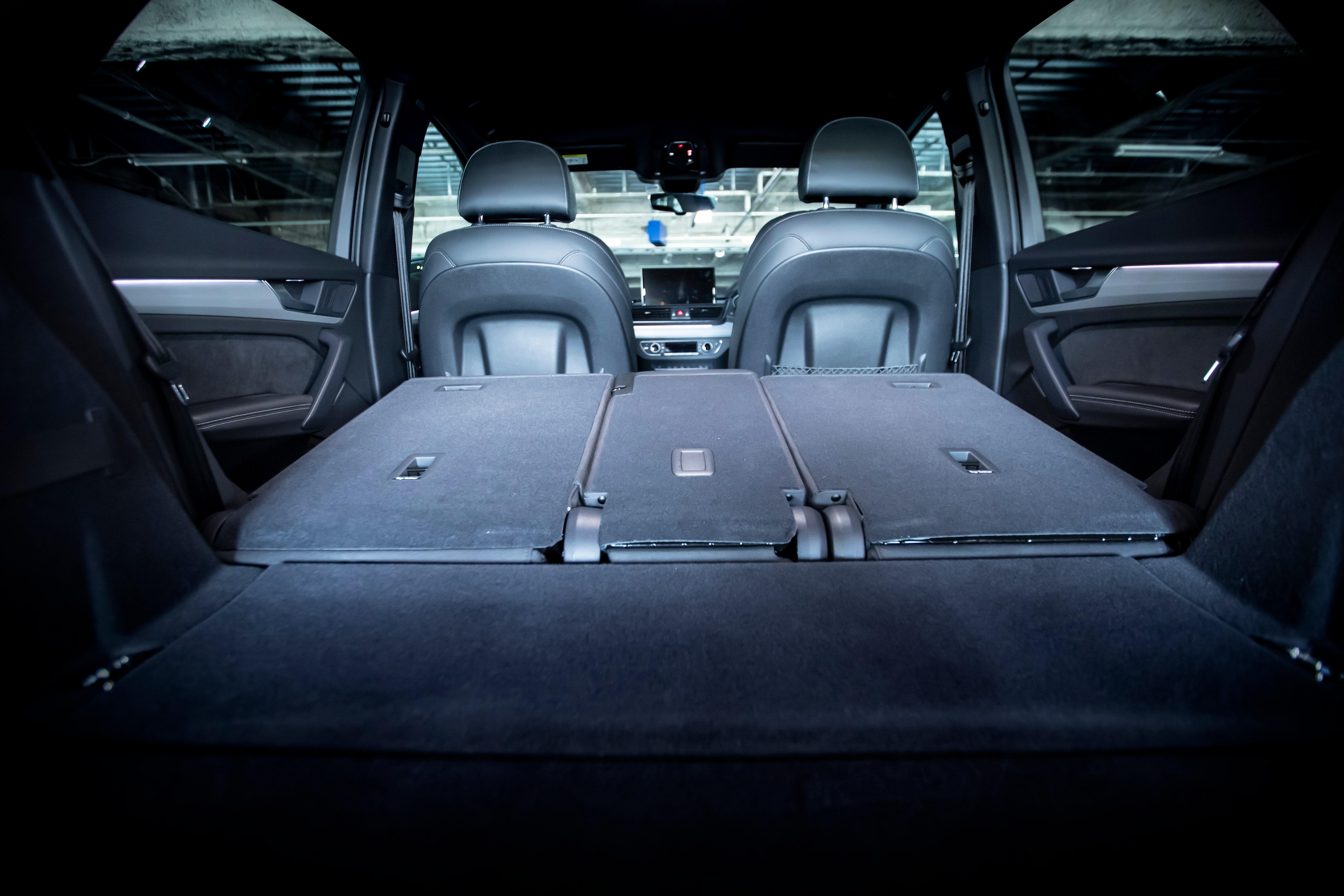 ちょうど良いサイズの美しきSUV──新型アウディQ5スポーツバック試乗記