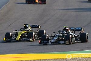 最終スティント2番手激走……リカルド「雰囲気を壊せてよかった」と笑みも、「アルボンは最後速すぎた」 F1トスカーナGP