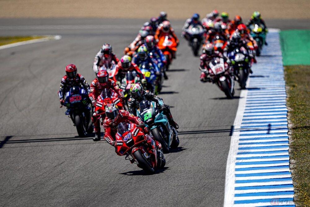 2021 MotoGP第4戦 スペインGP ドゥカティが1・2フィニッシュ 日本人ライダー中上選手は今季自己最高の4位入賞