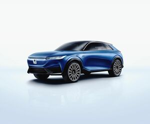 北京モーターショー開幕、日系メーカーは電動車中心の出展 ホンダがEV世界初公開