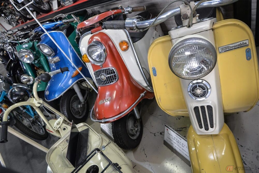 湯布院『岩下コレクション』 鉄スクーターから国内外のモーターサイクルまであらゆる旧車を展示する国内屈指のミュージアム