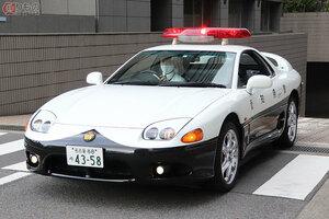 愛知県警の番長「GTO」パトカー 高速隊から広報課へ 四半世紀の「実績」