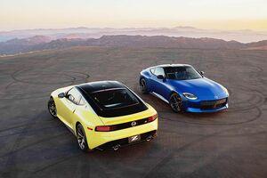 日産、新型「Z」を米国で世界初披露 日本仕様は今冬発表 405馬力の3リットルV6ツインターボ搭載