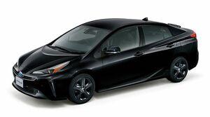 トヨタ・プリウスにブラックカラーを基調とした特別仕様車が登場
