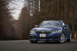 BMWアルピナ D5 Sが発売開始! 最高出力347馬力を発揮する高性能ラグジュアリーセダン