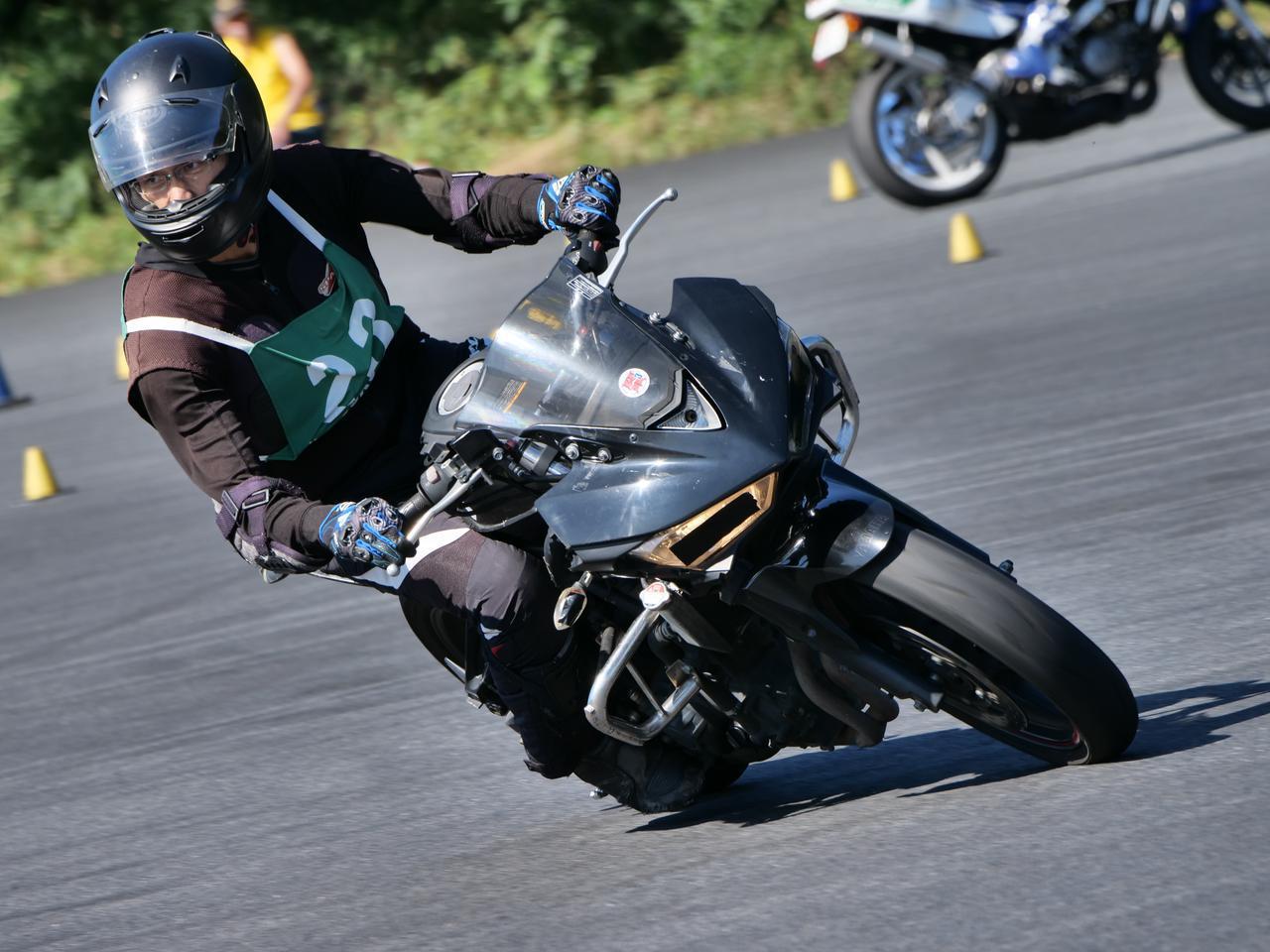 【オートバイ杯ジムカーナ】各クラスのウイナー&入賞者たち(NL・NO・C2・C1級編)【第3戦・フォトレポート】