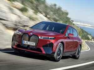 BMW iXローンチエディションがデビュー。SUVタイプの新型電気自動車をオンラインで先行予約開始