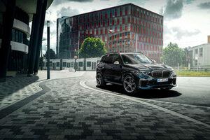 第4世代BMW X5を低くワイドにモディファイ。ACシュニッツァーからアップデートキット登場