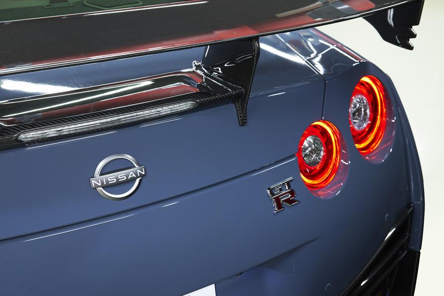 日産 2022年型「GT-R NISMO」「GT-R NISMO スペシャル・エディション」を先行公開