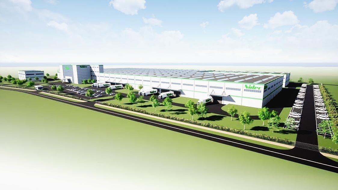 日本電産、セルビアに新工場 EV向け駆動モーターなどの製造体制を構築