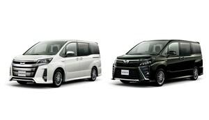 モデル統合&廃止を進めるトヨタ。人気ミニバンのヴォクシーとノアで消えるのはどっちだ?
