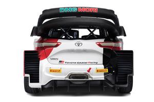 GAZOOレーシング 世界ラリー選手権2021年マシンとチーム体制を発表