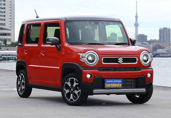 国内SUV販売はハスラーがトップ。ヤリスクロスが伸びなかった理由(2021年6月)