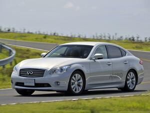 【試乗】日産 フーガはハイブリッドを採用してハイパフォーマンスと好燃費の両立を目指した【10年ひと昔の新車】