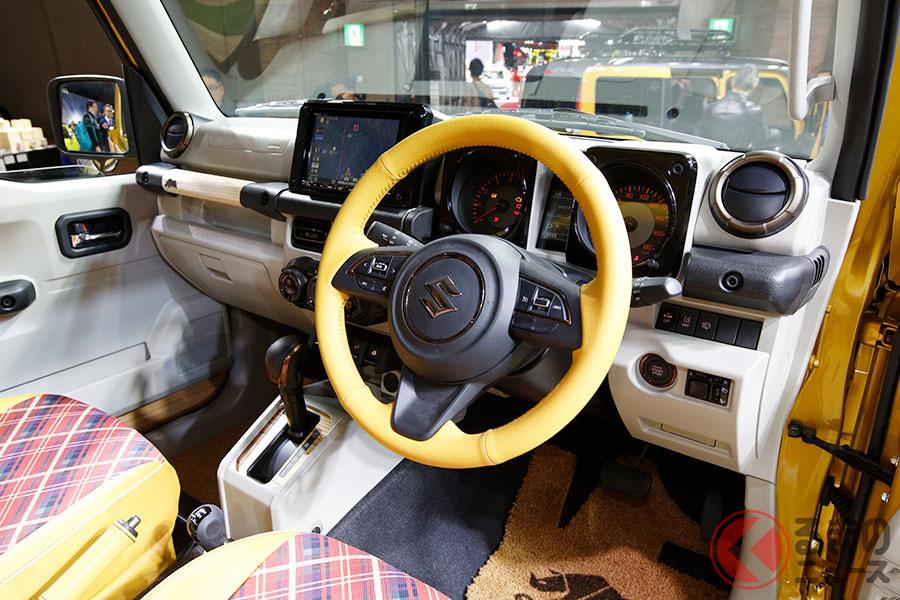 5ドアのスズキ新型「ジムニーロング」ついに発売へ!? 日本導入は2021年末か
