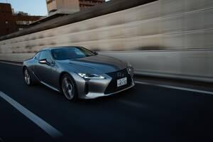 なぜトヨタはV8エンジン搭載車を残すのか?