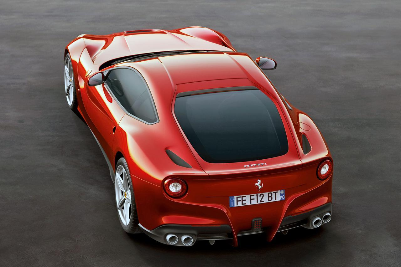 【スーパーカー年代記 084】フェラーリの新たなフラッグシップ「F12ベルリネッタ」は歴代フェラーリで最強を誇った